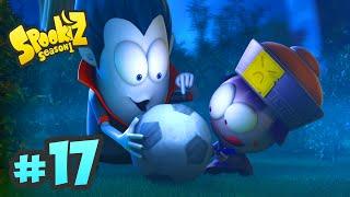 Spookiz   117 - PE Class (Season 1 - Episode 17)   Videos For Kids 스푸키즈