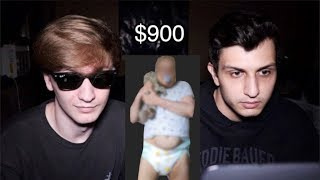 We Bought a BABY off the Dark Web!