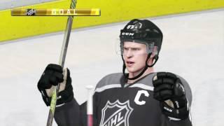 NHL 18 VERSES (NYR VS METRO ALL STARS)