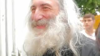 მამა გაბრიელი თავისი ერთადერთი მოწაფის და გზის გამგრძელების უდიდესი წმინდანის მამა ნიკოლოზის შესახებ