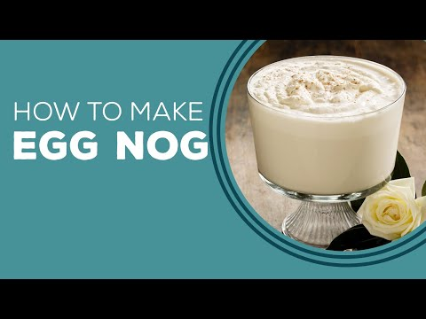 How to make egg nog - Paula Deen Classic Blast from the Past