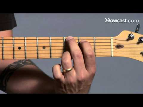 Left Hand Positioning | Guitar Lessons