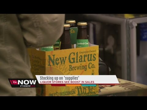 Local liquor store sees boost in sales on Election Day