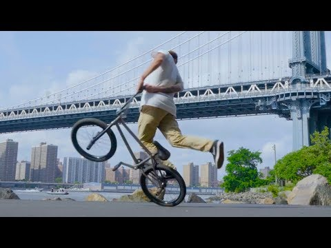 Dustyn Alt  BMX Flatland in New York City