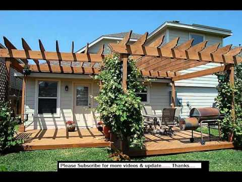 Vine Covered Pergola Design Ideas, Pictures