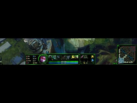 League Of Legends: How to Install Custom HUD Skin and loading screen