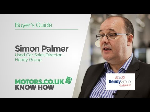 Motors.co.uk: Know How – Ask an Expert - Buyers Guide - Simon Palmer