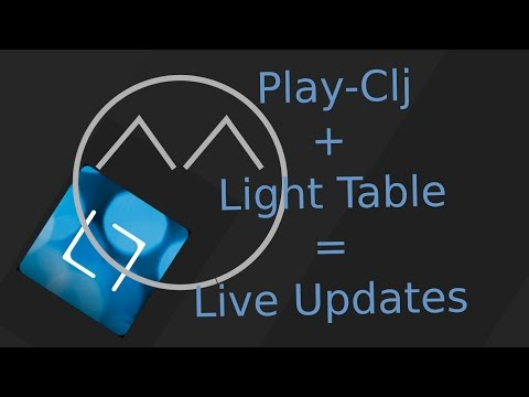 Play-clj & Light Table: Update code while game is still running
