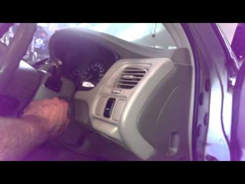 Honda Accord MAP sensor run rough wiring code 3