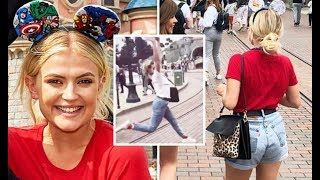 Coronation Street cast: Lucy Fallon steps out after suffering major wardrobe malfunction