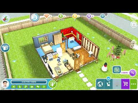 The Sims Freeplay - Need For Steed / Repair A Stable