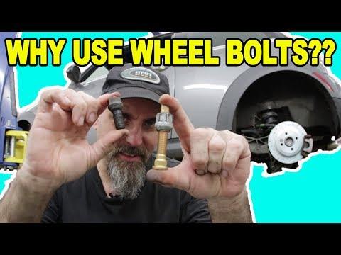 Why Use Wheel Bolts??