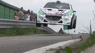 13° Rally Città di Scorzè 2016 CRASH SHOW and JUMP [HD]