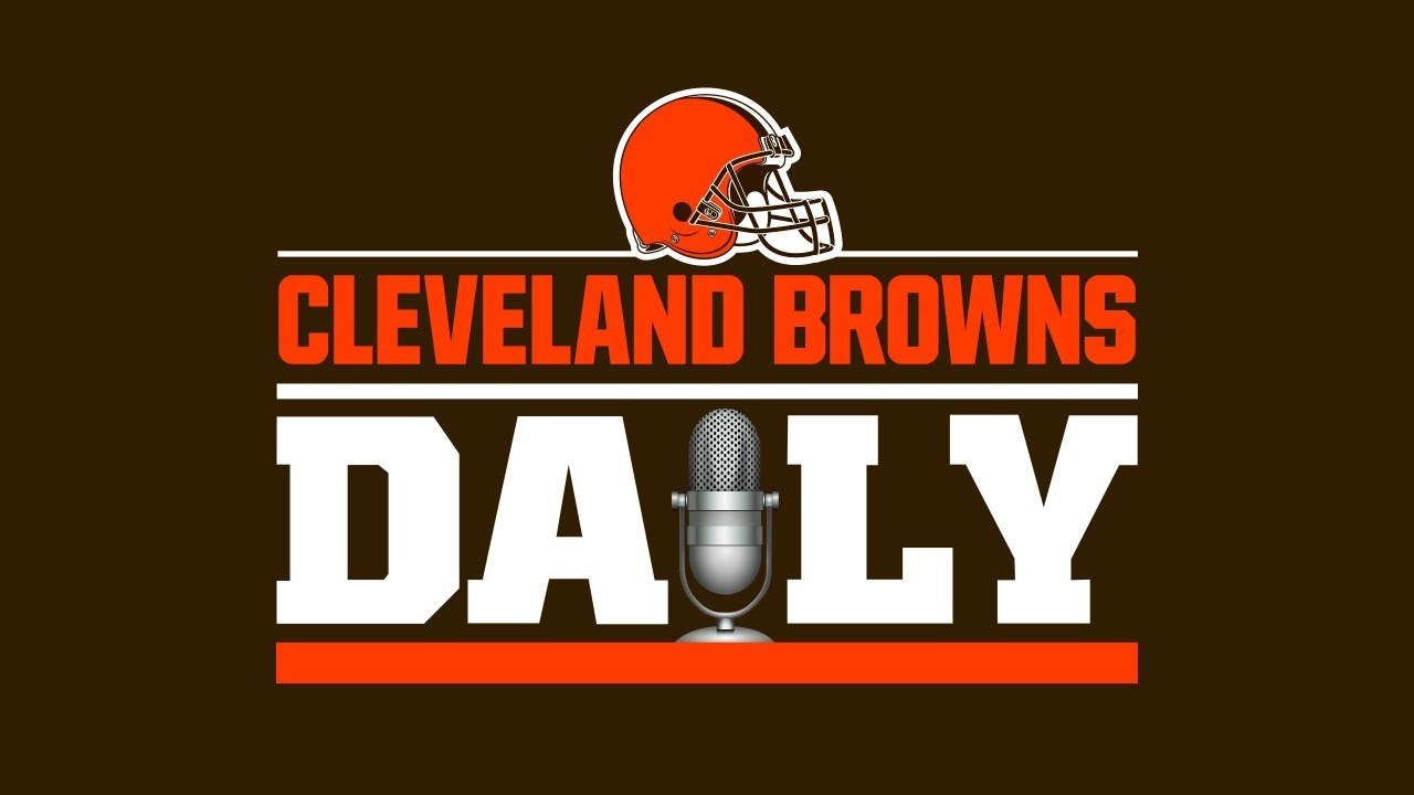 Cleveland Browns Daily Livestream - 3/4