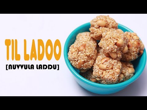Til Ladoo Recipe | How to Make Nuvvula Laddu at Home? | Easy and Simple Sweets | WOW Recipes