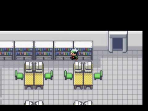 Pokemon Emerald ( Catch Groudon Without Cheat ).wmv