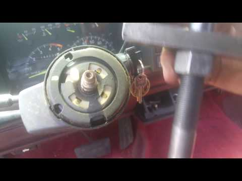 1993 Chevrolet suburban replace turn signal switch