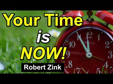 This is Your Time. Making your life work with the Law of Attraction.