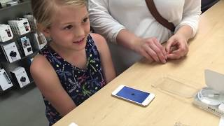 Download Birthday Surprise! My parents gift to me Apple iPod Kids fun time Video