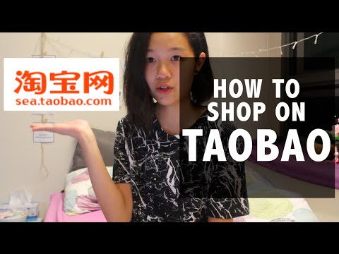 How To Shop On Taobao | CHERYL&GRACE!