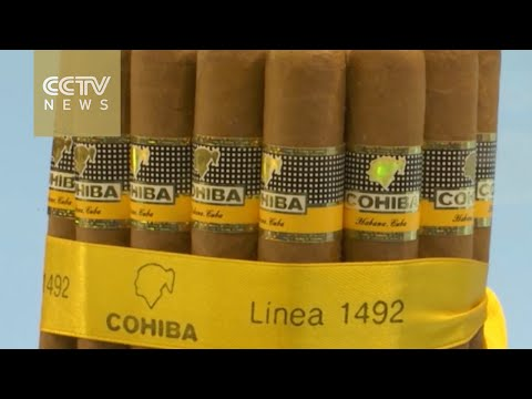 Cuban cigar co., Swiss watchmakers team up to promote brands