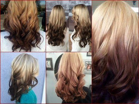 25 Fashion Reverse Balayage Ideas - New Hair Color Trends 2018