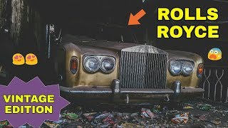 ABANDONED Exotic Cars in INDIA (Part 4) ! ! !