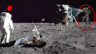 Top 10 Unexplained Mysteries of the Moon