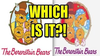 Berenstain or Berenstein Bears | Cartoon Conspiracy Theory