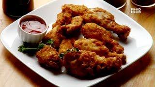 Crispy Fried Chicken - Mummy Ka Migic