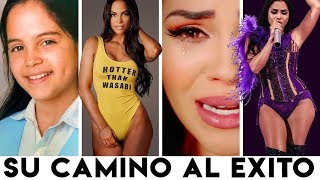 Natti Natasha - Su Camino al éxito   Desde Su Niñez, Superar Cancer y hasta grabar con Daddy Yankee