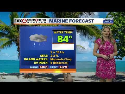 FORECAST: Rain Chances Continue Wednesday