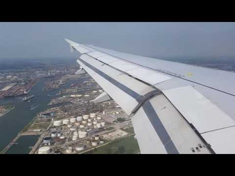 Airbus A320 TAP Landing at Marco Polo Airport - Venice - Italy
