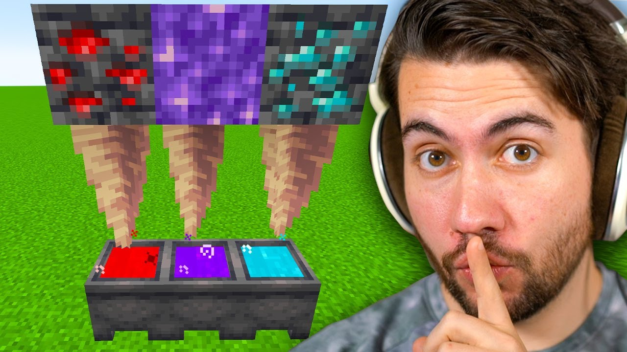 Testing Minecraft 1.17 SECRETS To See If They're Real!