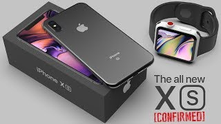 iPhone Xs CONFIRMED! Everything Leaks! RIP 3D Touch & Final Specs