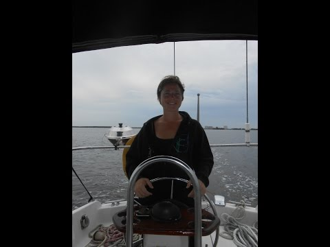 We get jobs and buy a new sailboat in Ft Myers Beach then take off for Key West