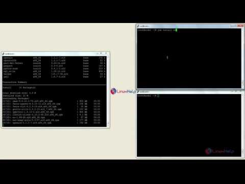 How to install and configure cluster in Linux