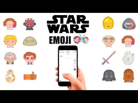 Star Wars Emoji Keyboard for iOS & Android | Download Emoji