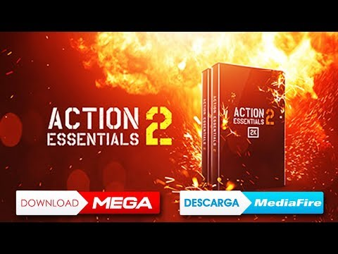 * NEW * Full Free Pack Action Essentials 2 - Free Download VFX
