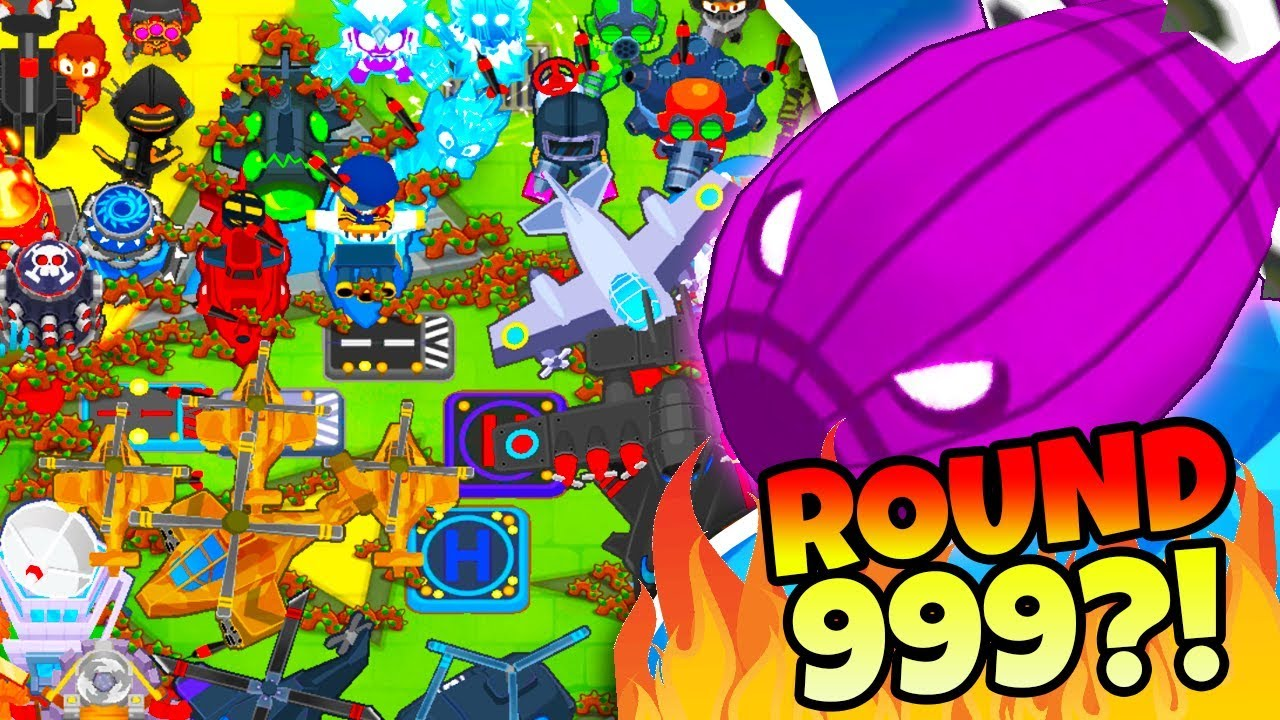 Bloons TD 6   EVERY TIER 5 TOWER!?! *LONGEST BLOONS GAME EVER*