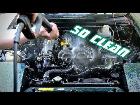 How To: Safely Pressure-Wash Your Engine Bay