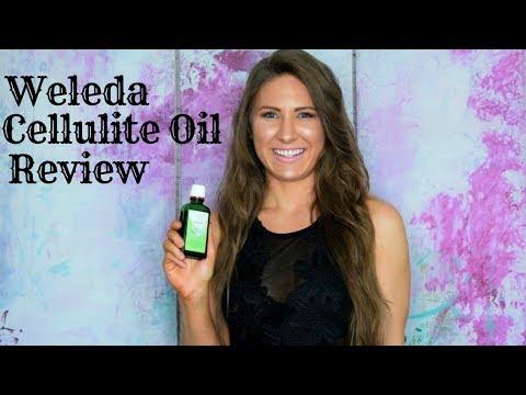 Weleda Birch Cellulite Oil Review