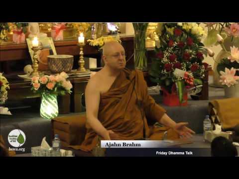 Learn to be at peace with yourself | Ajahn Brahm | 6 Jan 2017