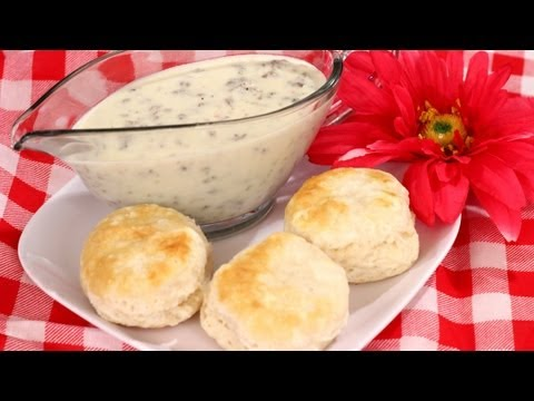 Super Easy Sausage Gravy Recipe