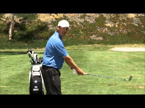 Golf Setup Routine Tip: How to Sequence your Golf Posture, Club Face, and Golf Feet Position