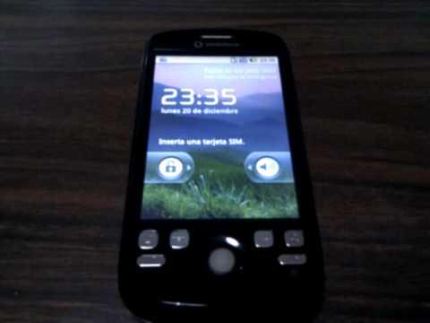 HTC Magic de Vodafone : actualización a Android 2.2.1