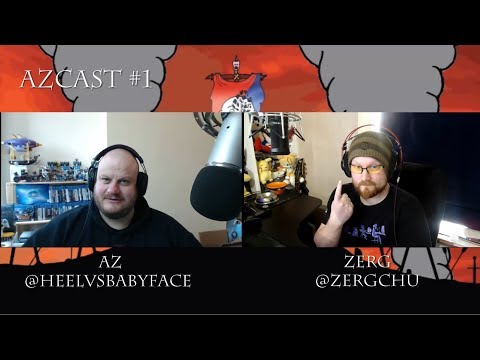 AZCAST EPISODE #1 NEW PODCAST SERIES !!