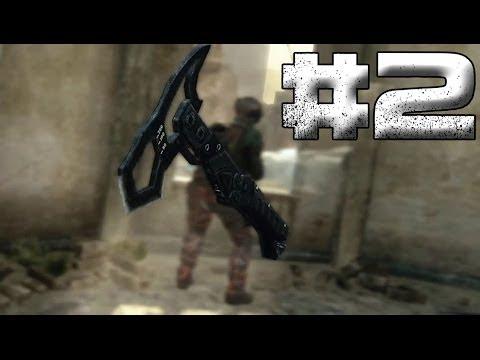 Throwing Knife Kills On Cod Black Ops 2 (ep2)
