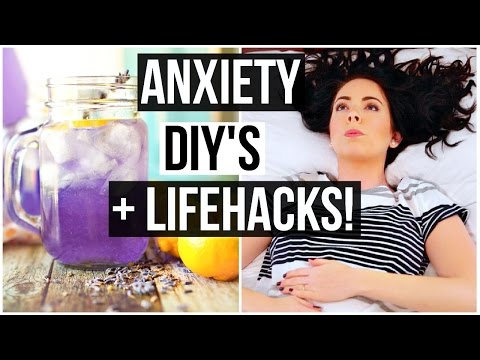 Dealing With Anxiety:  Life Hacks! NikkiPhillippi