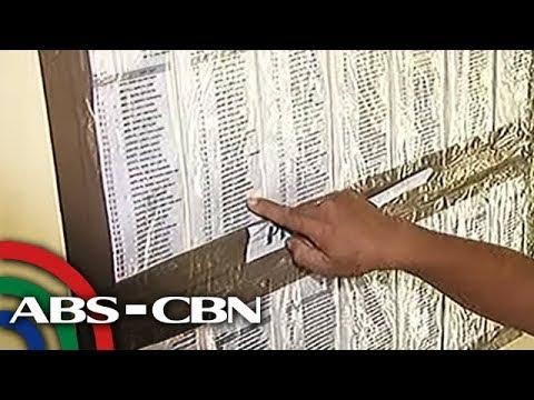 Bandila: Canvassing ng boto sa pinakamalaking barangay sa buong Pilipinas